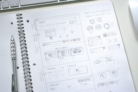 dot-grid-book-wireframe-sketch-landing-page